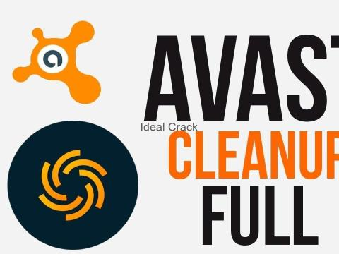 Avast Cleanup Activation Code With License Serial Key Download