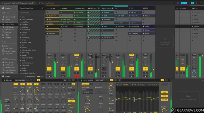 Ableton Live 10 10.1.1 Crack With Serial Key Download