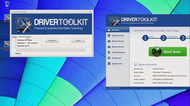 Driver Toolkit 2020 Crack and License Key Free Full Download