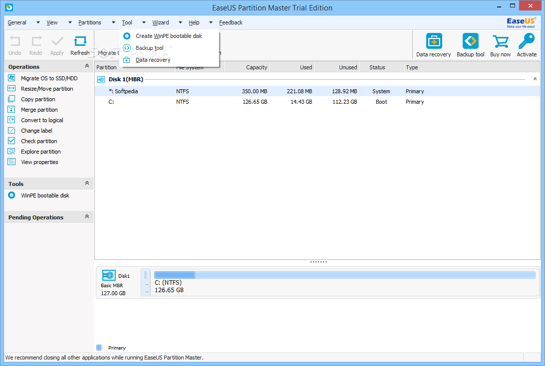 EaseUS Partition Master Crack With  Activation Key Free Download [2021]