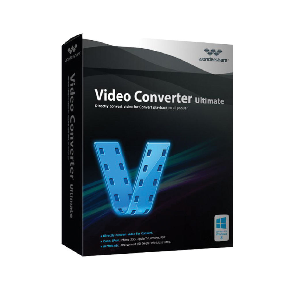 Wondershare Video Converter Ultimate Cracked Free Download