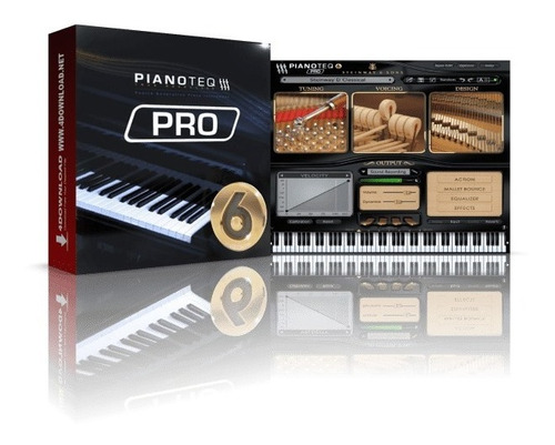 Pianoteq Pro Crack With Serial Key Full Free Download [2021]