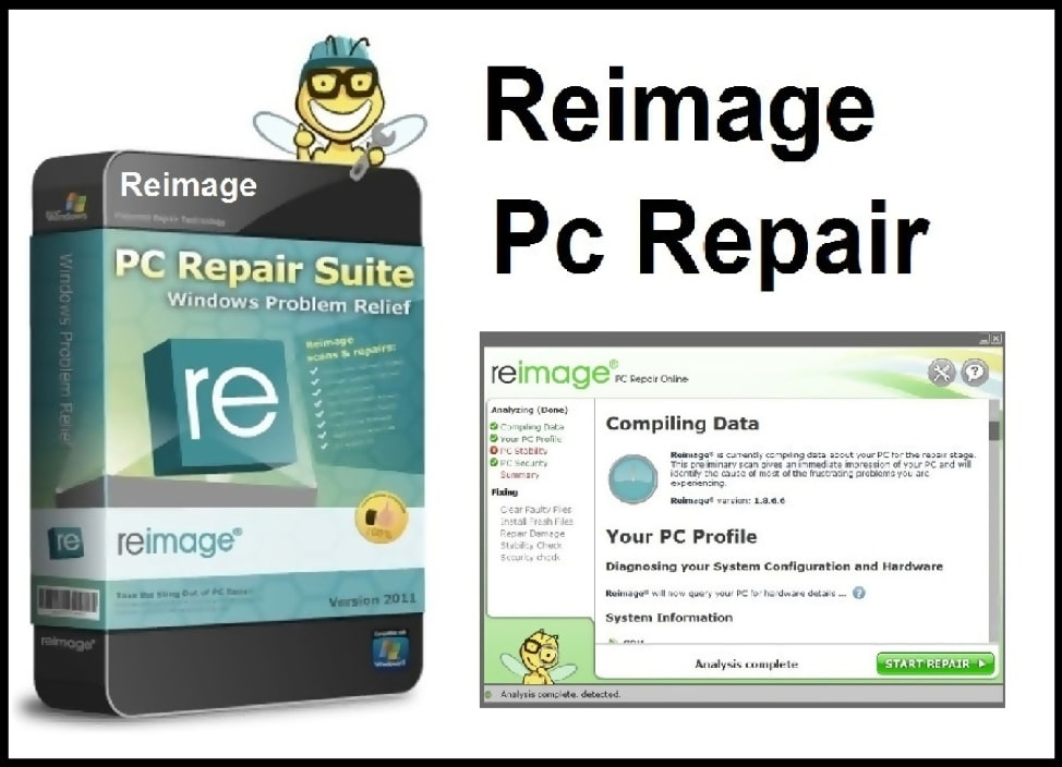 Reimage Crack With License Key Free Download [2021]