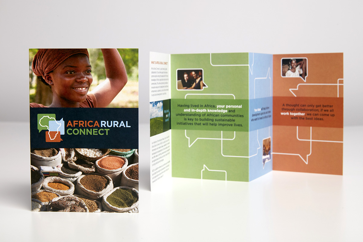 Africa Rural Connect brochure