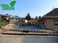 Einfahrt Neubau Entwässerung 01