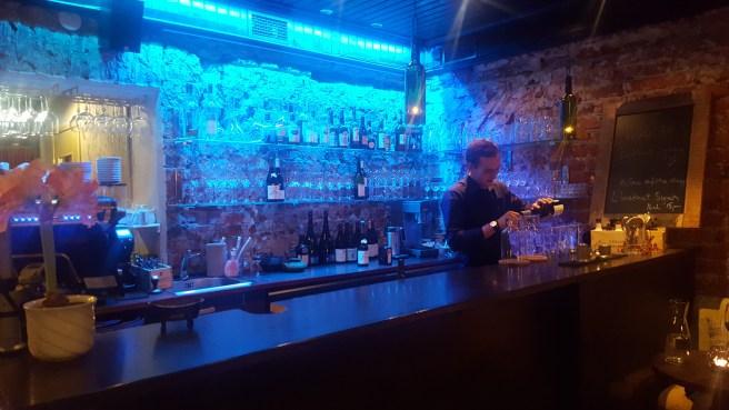 La Maison Bar.