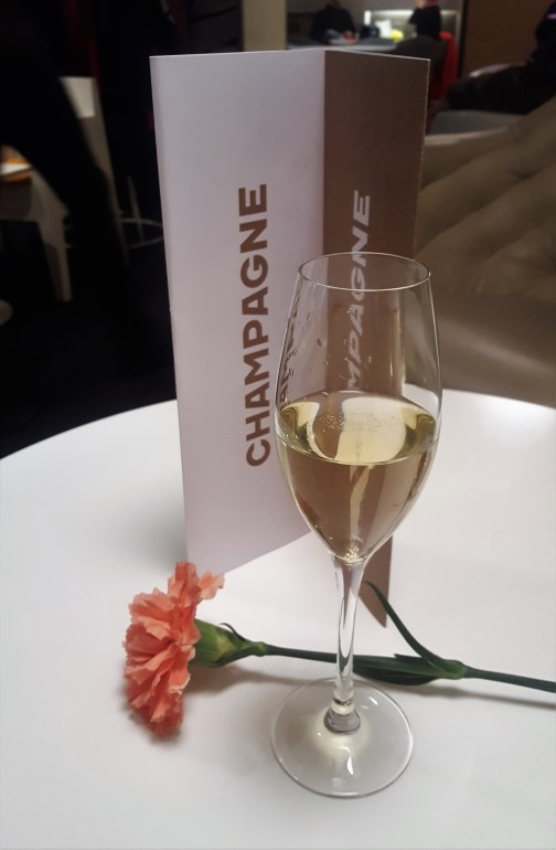 Fazer 8th Floor Stockmann champagne