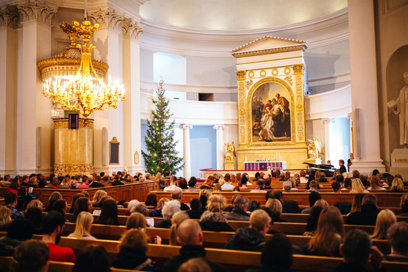 Joulukonsertti Helsinki