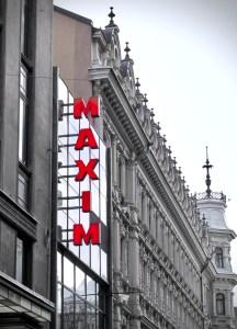 Elokuvateatteri Maxim - Kuva: Ideal Helsinki