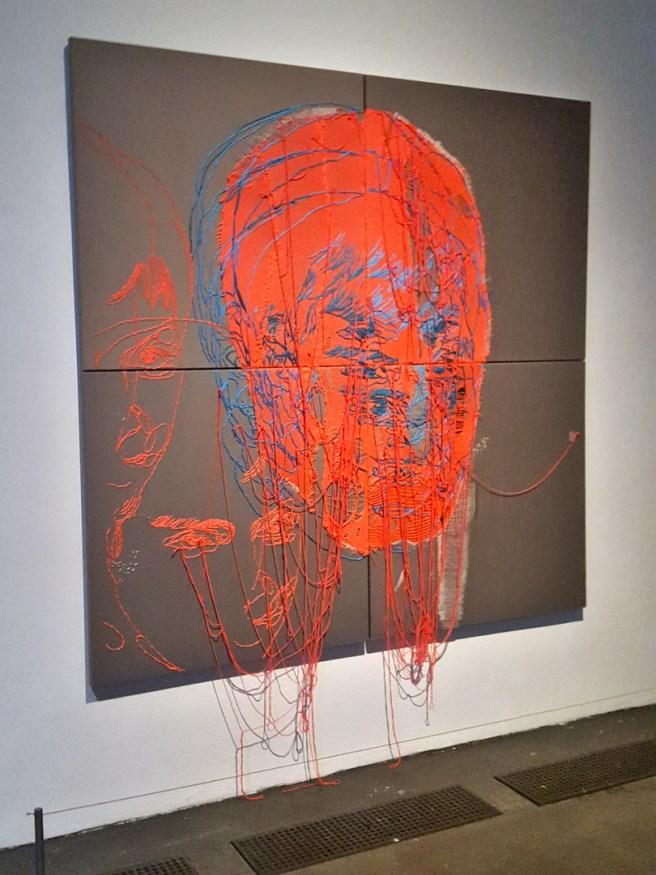 Meno-Paluu-näyttely - Syndrooma nro 5 (2012) Tanya Akhmetgalieva