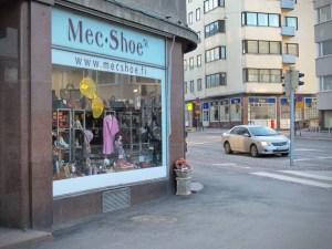 Mec Shoe 51 Mechelininkadulla.