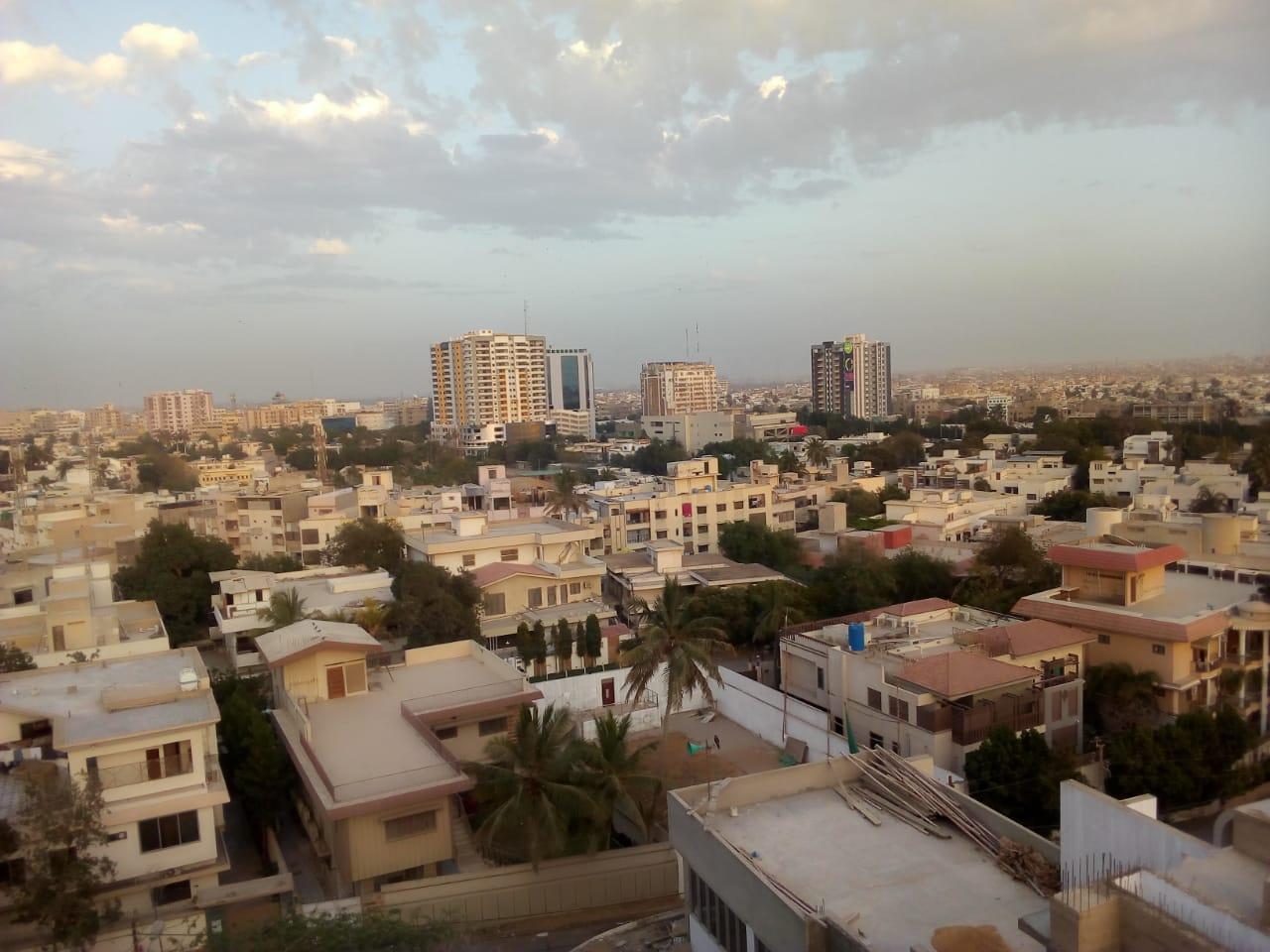 Beauty of Karachi Karachi Pakistan Beautiful view of Karachi