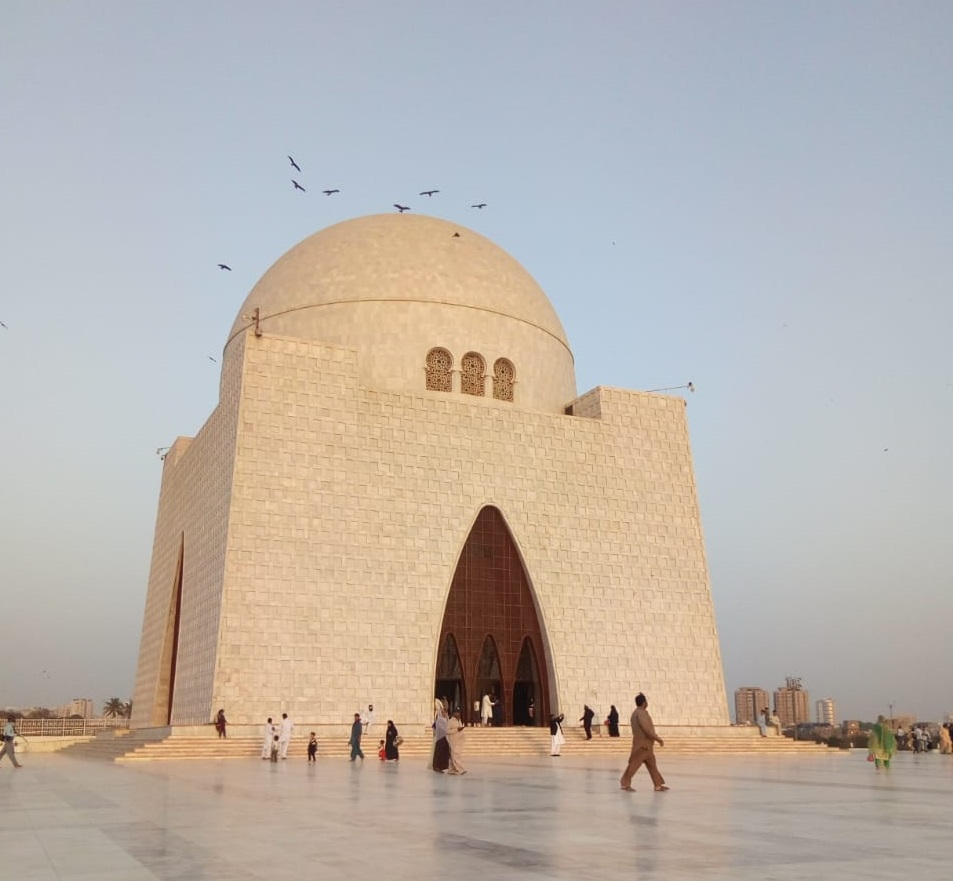 Quaid Tomb