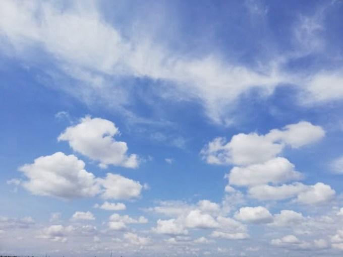 periodic clouds