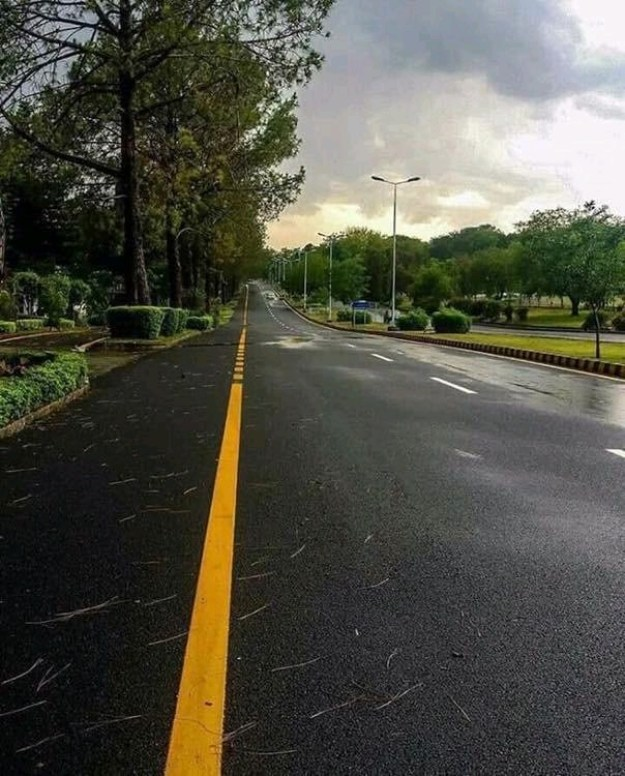 Soothing Weather in Islamabad