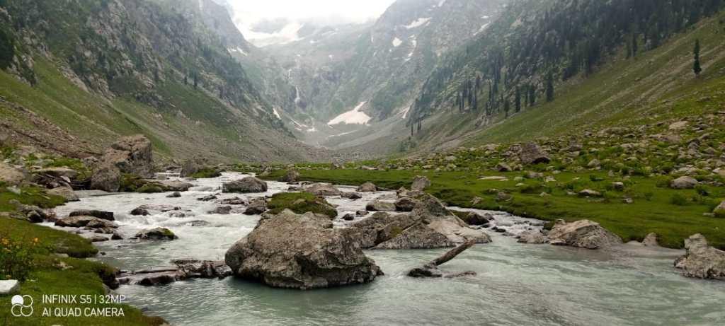 Glacial Lake Kumrat Valley Upper Dir