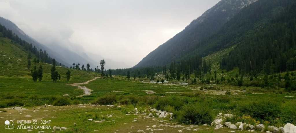 Jahaz Banda Kumrat Valley