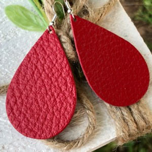 Red Raindrops Collection