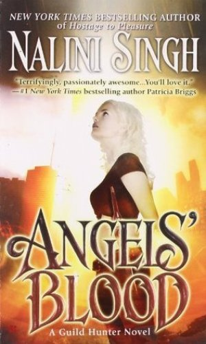 [Diane's Review]: Angels' Blood by Nalini Singh