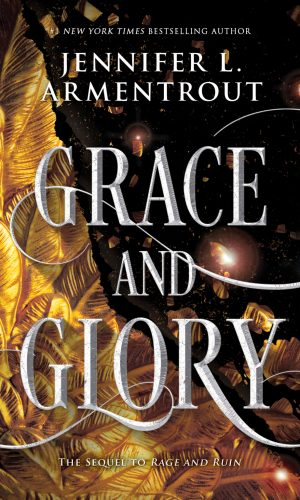 [Lisa's Review]: Grace and Glory (The Harbinger #3) by Jennifer L. Armentrout