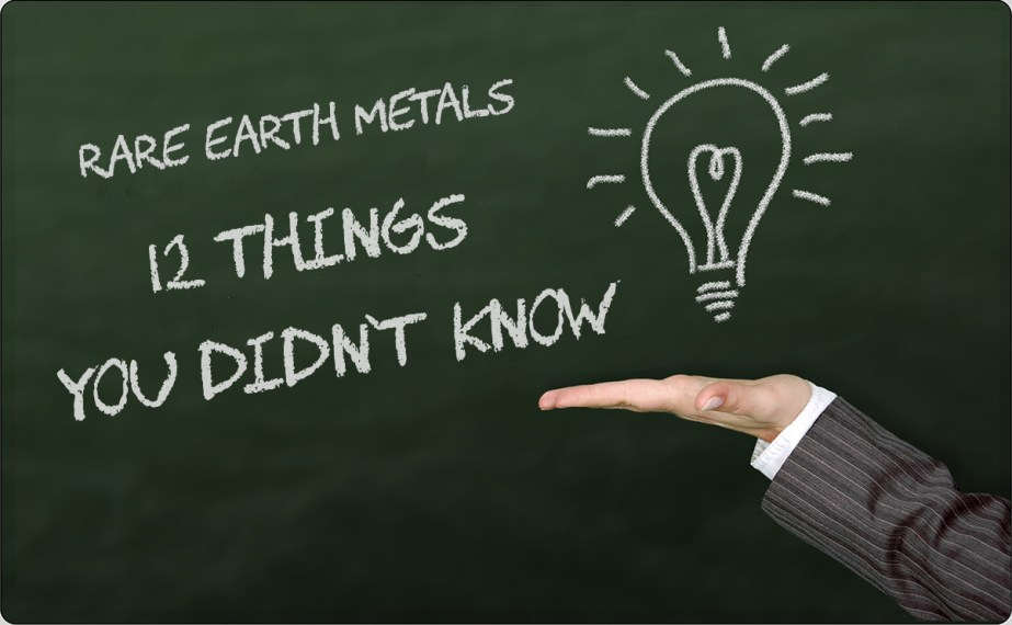 ideal magnet solutions knowledge base Rare earth metals 12 things you didn't know