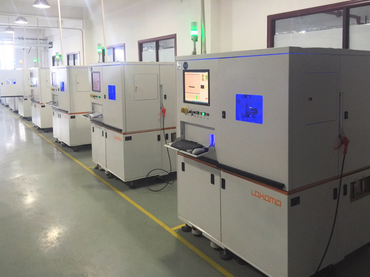 ideal magnet solutions High-throughput Automatic Inspection Machines