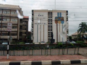 hospitals in lagos nigeria