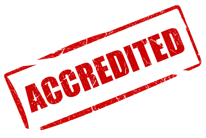 benefits of accreditation in healthcare for 2021