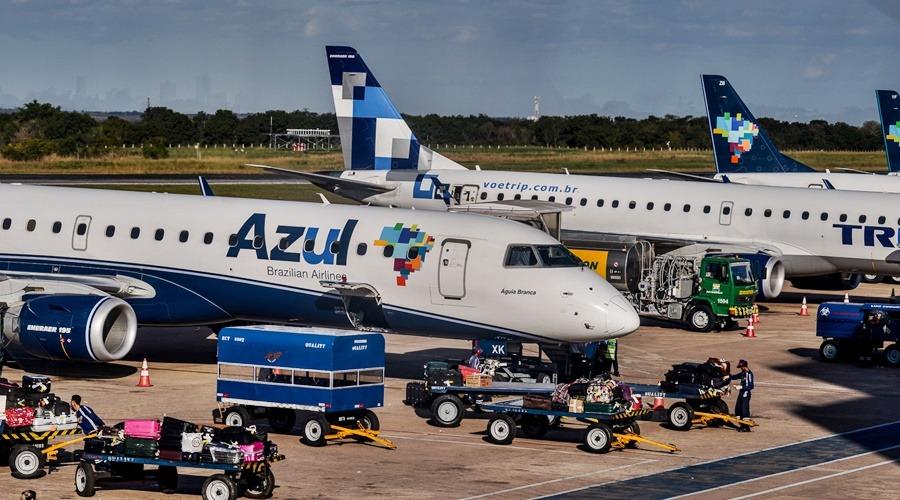 Resultado de imagen para Azul Linhas Aéreas funcionários