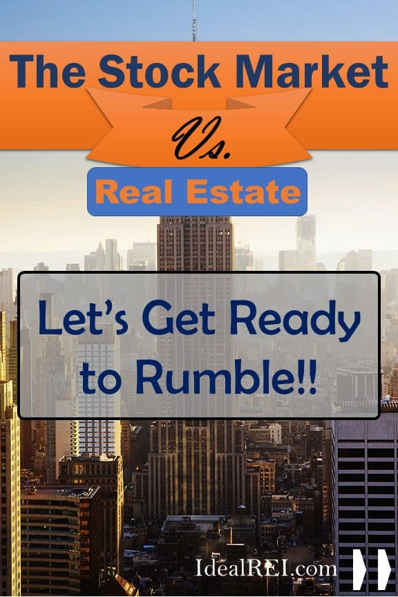 The secrets to wealth in Real Estate in todays troubled market
