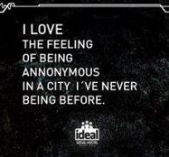 I love the feeling