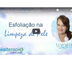ESFOLIAÇÃO NA LIMPEZA DE PELE TIPOS E FINALIDADES