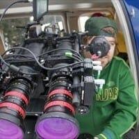 Todd Jones Filming for Teton Gravity Research