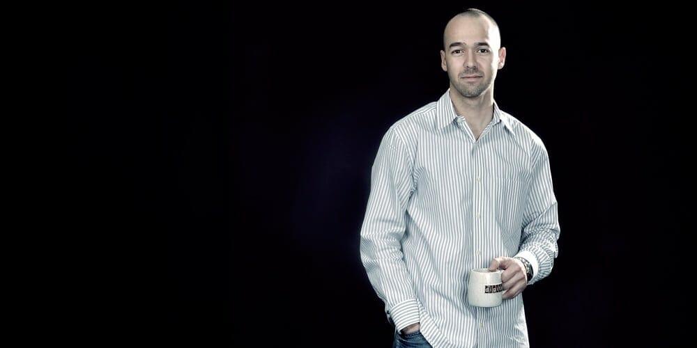 Trent Sanders - Co-founder of 36creative