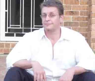 Geoff Hetherington - Business Advisors - Dancing Blind Man