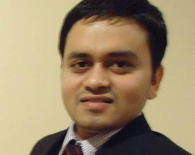 Piyush Mangukiya - Founder of EduCare