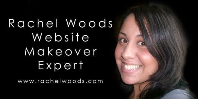 Rachel Woods - Website Makeover Expert