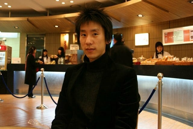 Jaeuk Park - Founder and CEO of VCNC