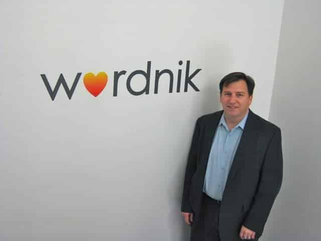 Joe Hyrkin - President and CEO, Wordnik, Inc
