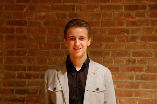 Maxim Razmakhin - Co-founder of Blended