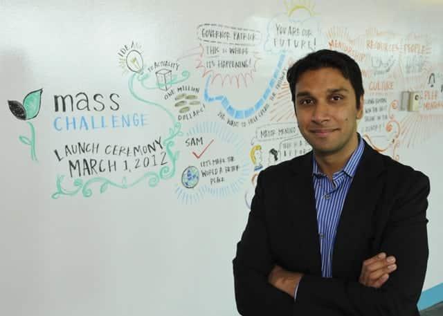 Akhil Nigam - Founder & President of MassChallenge