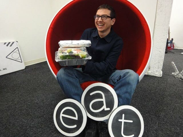 Arram Sabeti - Founder of ZeroCater