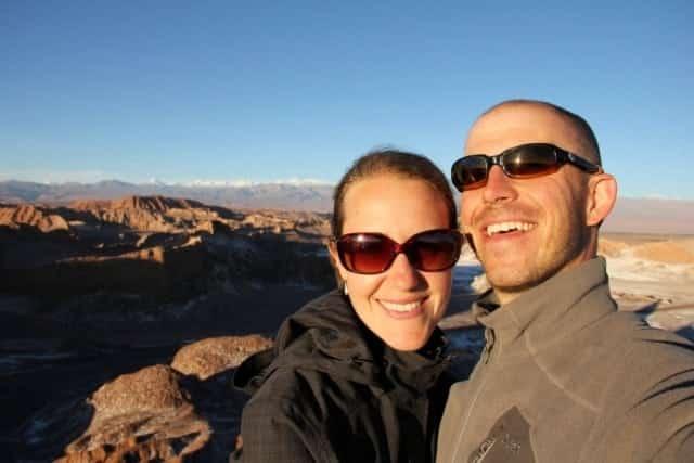 Anne and Mike Howard - Founders of HoneyTrek.com