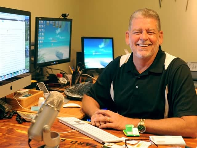 Randy Minchew - Co-founder of GolfSo.com and Como Incubator LLC