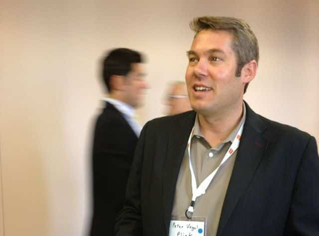 Peter Vogel - Co-founder and CEO of Plink