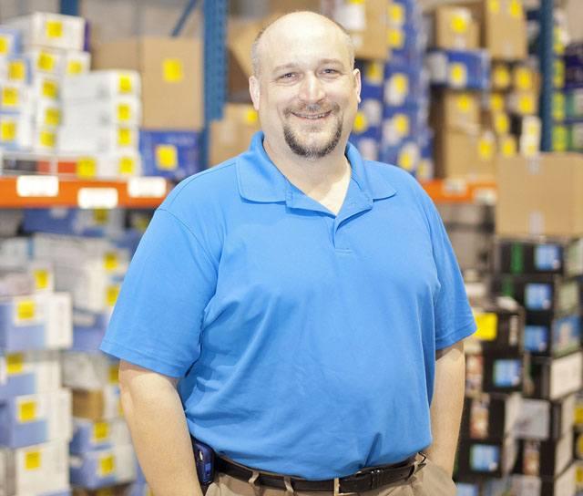 Bob Klunk - Director of Distribution Management