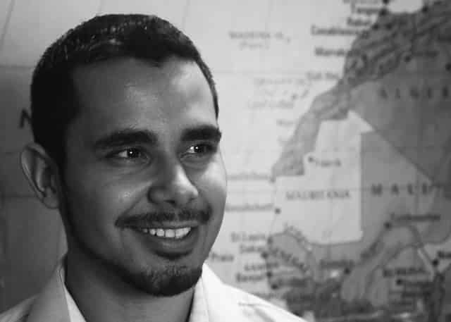 Carlos Solorio - Co-Founder of Arden Reed