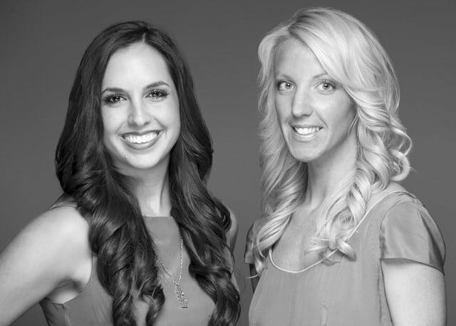 Jolie Bensen and Sarah Elizabeth Dewey - Co-Founder of Jolie and Elizabeth