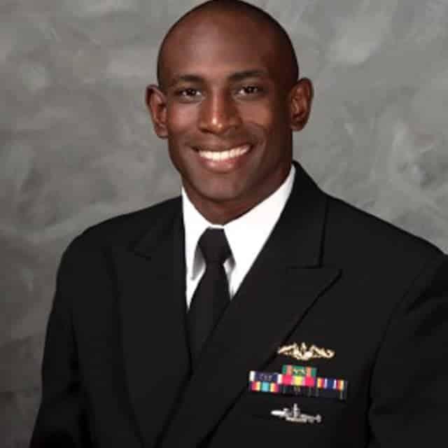 Lt. Marlon Terrell - Co-founder of RepayVets, LLC