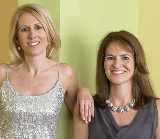 Sarah Remington and Veronica Zanellato Kido - Founders of Me Two You